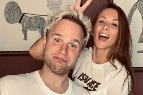 Olly Murs plans to marry girlfriend Amelia Tank after less than a year together
