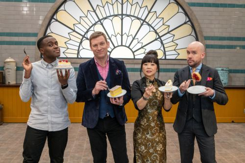 Bake Off: The Professionals first couple eliminated as show returns for series five