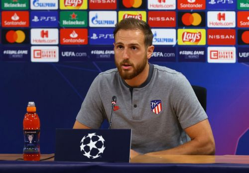 'There will be time to talk' - Atletico Madrid goalkeeper Jan Oblak responds to Chelsea transfer rumours