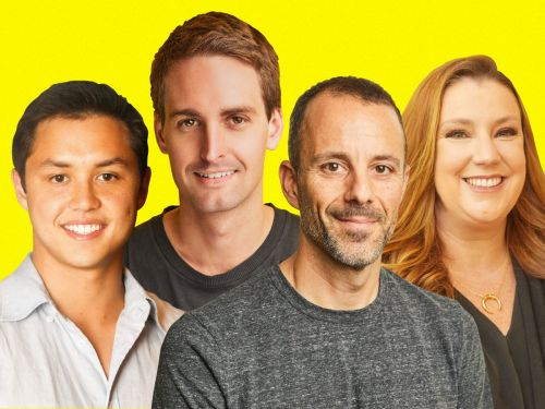 Snap's New Guard: Meet the new power players who help CEO Evan Spiegel run Snap Inc