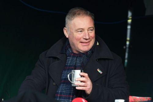 Ally McCoist toasts new Rangers contract for Glen Kamara as Ibrox legend beams 'he deserves everything'
