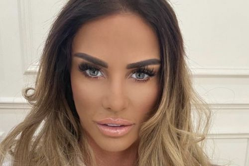 Katie Price shares graphic photos of broken feet as she hits back at trolls