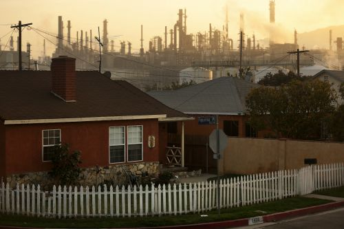 When the earth shakes in South LA, the results can be toxic