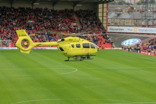 BREAKING Barnsley vs Burton postponed after fan taken seriously ill ahead of League One clash