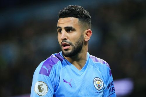Riyad Mahrez 'has three luxury watches stolen by thieves in £500k raid on home'