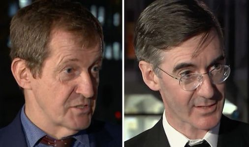 'No deal or no Brexit!' Rees-Mogg and Campbell AGREE on May's 'humiliating' Brexit deal