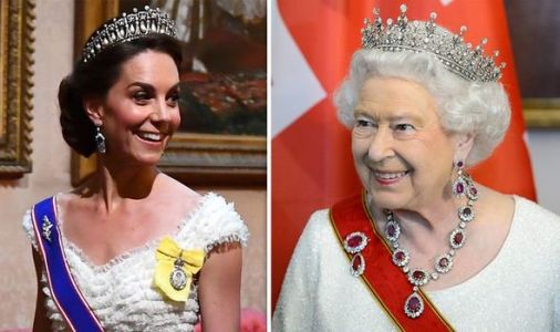 Queen granted Kate Middleton same remarkable royal honour as Princess Anne and Philip