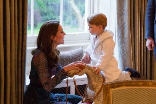 Prince George's favourite brand relaunches following £15m warehouse fire