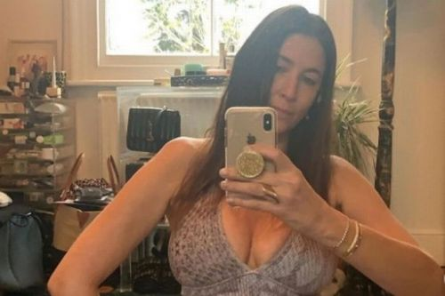 Lisa Snowdon 'loves and respects' her body after giving up booze and going vegan