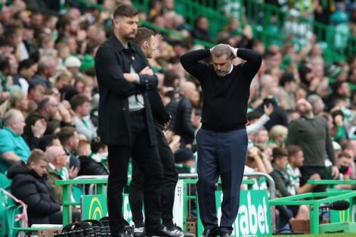 Ange Postecoglou unsure what Celtic detractors want him to say while Tam Courts insists Dundee United deserved victory