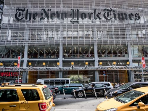 Leaked memo: The New York Times has made two big hires for its secret Substack competitor