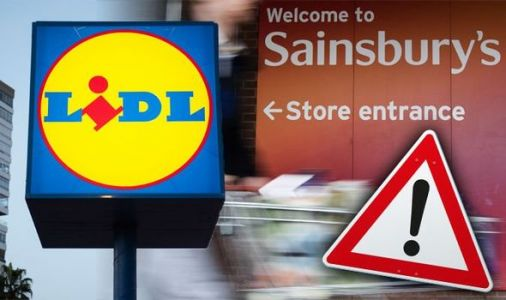 Sainsbury's & Lidl recall THIS food due to allergy fears - could your health be at risk?