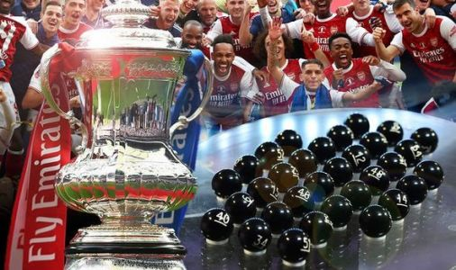FA Cup first round draw LIVE: Updates as League One and League Two sides enter competition