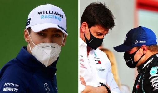 George Russell makes Valtteri Bottas U-turn after Toto Wolff blasted 'bulls***' remark