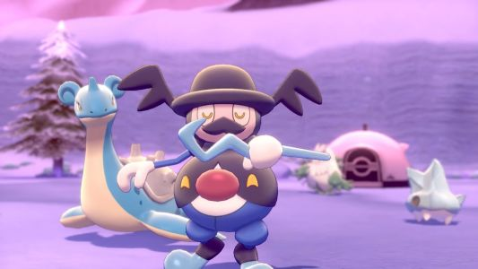 Here are the most bizarre and hilarious new Pokémon we spotted in 'Pokémon Sword and Shield,' the new games that bring the total number of characters to nearly 1,000