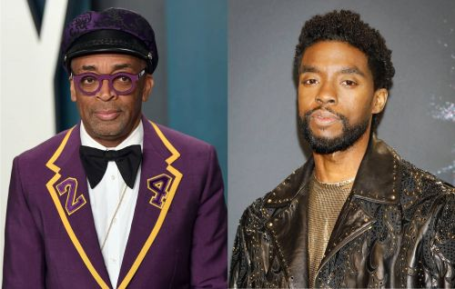 "Spike Lee on Chadwick Boseman's secret illness: ""He didn't want any shortcuts"""