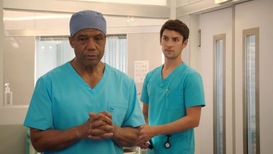 7 Holby City spoilers: Darla goes into labour early - but where's Ric?