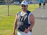 Fitness freak reported to police for wearing exercise vest because onlookers thought he had a bomb