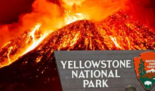 Yellowstone volcano: Earthquake swarm blasts National Park - fears supervolcano may erupt