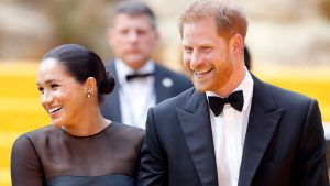 The Lion King cast were given these rules when meeting Harry and Meghan