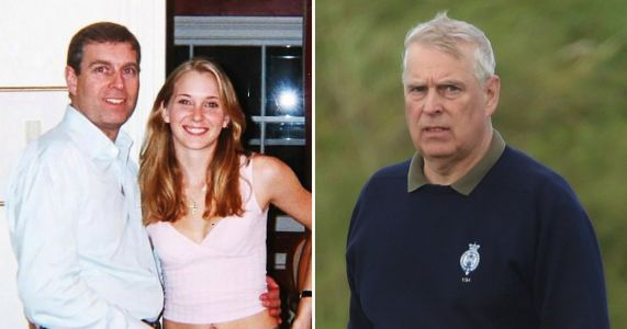 Virginia Roberts says she 'had sex' with Prince Andrew in a loo when she was 17