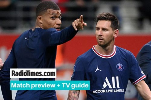 What channel is PSG v Man City Champions League match on? Kick off time, live stream and latest team news