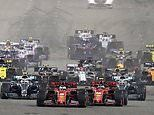 Thirty UK MPs deliver letter to F1 boss Chase Carey urging F1 to 'put human rights above racing'
