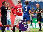 Footballers will be shown a red card if they cough deliberately at another person amid coronavirus