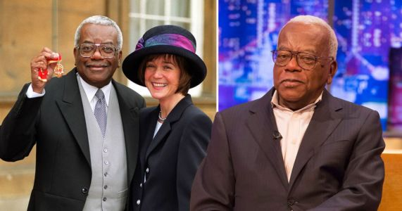 Sir Trevor McDonald splits from wife of 34 years and moves out of their £2.6million home