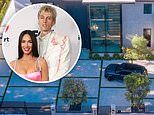 Megan Fox and Machine Gun Kelly are renting a massive $30,000 per month Airbnb in Sherman Oaks