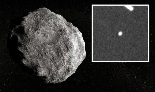 Asteroid news: A 4KM rock will zip past Earth this month - astronomers can already see it
