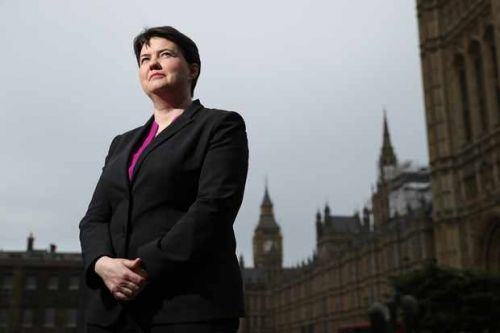 Ruth Davidson will chair ITV's Mental Health Advisory Group