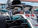 Lewis Hamilton retakes championship lead after dominating win at French Grand Prix