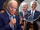 Joe Biden shocks New Hampshire crowd by asked them to imagine 'if Obama had been assassinated'