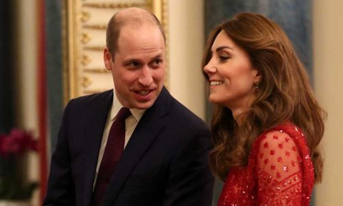 The detail Prince William let slip about his proposal to Kate Middleton during reception speech