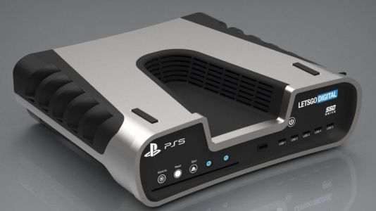 PS5 patent offers a closer look at the dev kit's cooling solution