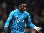 Chelsea 'in regular contact with Andre Onana' as they consider £26million summer swoop