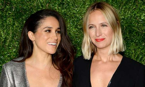 Meghan Markle's friend Misha Nonoo shares excitement after welcoming first child amid coronavirus
