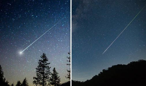 Orionids 2018: What time is the Orionid meteor shower peak tonight?