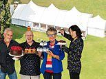Great British Bake Off: The famous tent is erected at Down Hall Hotel in Essex for series 12
