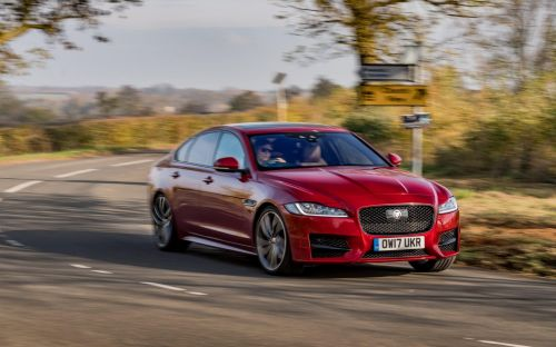 Jaguar XF review: a British underdog that loses out to the Germans