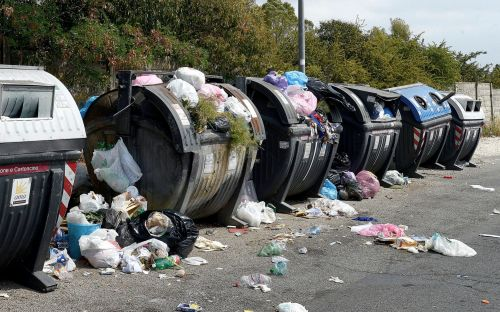 Crackdown on monthly bin collections after residents complain of rats, flies and stenches