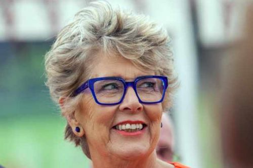 Bake Off judge Prue Leith is made a Dame in the Queen's Birthday Honours list