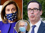D-day for a stimulus deal as Pelosi and Steven Mnuchin to hold final talks on $2 trillion package