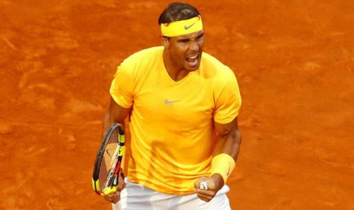 Rafael Nadal: Roger Federer sent devastating news after Italian Open final
