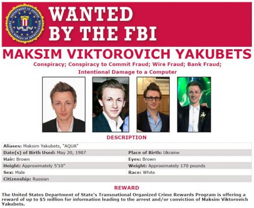"""Russian Malware Kingpin Named as Head of """"Evil Corp"""" by NCA, FBI"""