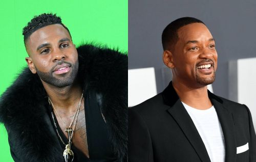 Jason Derulo knocks Will Smith's teeth out with a golf club in viral Instagram clip