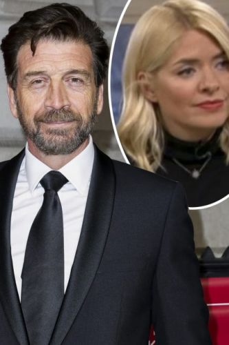 NTAs 2019: Nick Knowles exclusively breaks silence on Holly Willoughby 'disagreement' live on TV