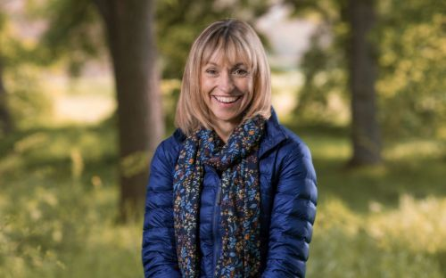 Michaela Strachan reveals she saves her dirty bathwater to flush the lavatory, as she urges others to change their behaviour to save the planet