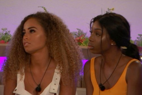 """Don't take Michael back"" - Love Island's Yewande writes open letter to Amber"